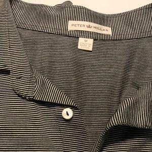 Peter Miller short sleeve polo style shirt